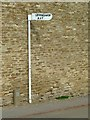 SK9200 : Fingerpost, High Street, Morcott by Alan Murray-Rust