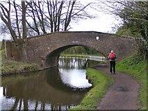 SO8785 : Middle Bridge by Gordon Griffiths