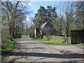 NU0412 : Gate House to Eslington Park by Les Hull