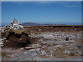 S8144 : Summit Cairn by kevin higgins