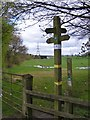 SO8785 : Path Junction by Gordon Griffiths