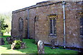 SP4141 : NE end of All Saints Church by Roger Templeman