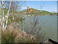 TQ1283 : A lake in Northala Fields by Marathon