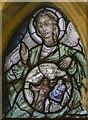 SK7053 : Angel window(4), Southwell Minster by Julian P Guffogg