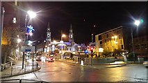 SE2934 : Civic Hall, Leeds by Mark Stevenson