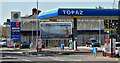 J2969 : Topaz petrol station, Finaghy, Belfast (April 2016) by Albert Bridge