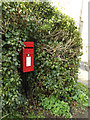 TM1155 : Bucks Head Cottage Postbox by Geographer