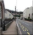 SX9372 : School Keep Clear Zone, Bridge Road, Shaldon by Jaggery