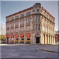 SJ8397 : Castlefield, Wellington Mills by David Dixon