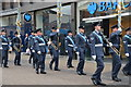 SK9771 : RAF Parade, Lincoln by Julian P Guffogg