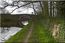SD4752 : Cockerham Road Bridge on the Lancaster Canal by Ian Greig
