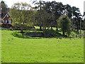 SK1645 : Old railway embankment by Ian Calderwood