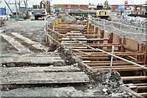 J3674 : Connswater works, Belfast (April 2016) by Albert Bridge