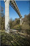 SX4970 : Gem Bridge crossing River Walkham by Guy Wareham