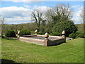 SP7379 : Memorial at Kelmarsh-Northants by Martin Richard Phelan
