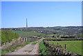 SE2014 : Lane near Little Lepton by John Illingworth