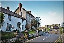 SN0403 : Carew Village by Deborah Tilley
