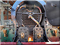 SJ8397 : Steam Locomotive Pender, The Boiler by David Dixon
