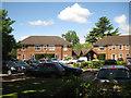 SP2965 : South wing of Myton Hospice, Warwick by Robin Stott