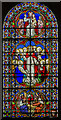 SK7053 : Window n.19, Southwell Minster by Julian P Guffogg