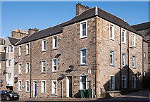 NM8530 : Tenements, upper Argyll Street, Oban - April 2016 by The Carlisle Kid