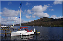 SD3787 : Windermere and Gummer's How by Ian Taylor