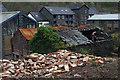 SD3584 : Backbarrow Ironworks by Ian Taylor
