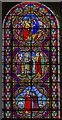 SK7053 : Window n.21, Southwell Minster by Julian P Guffogg