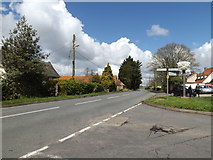 TM1551 : Main Road, Henley by Geographer