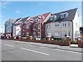 SZ1692 : Priory Lodge Retirement Apartments - Bridge Street by Betty Longbottom