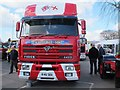 SJ7560 : Foden truck by Stephen Craven