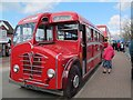 SJ7560 : Foden bus by Stephen Craven