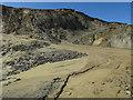 TG2639 : Cliffs between Trimingham and Sidestrand by Hugh Venables