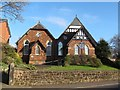 SJ7361 : Elworth Methodist church by Stephen Craven