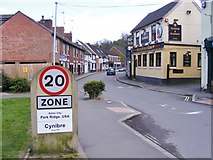 SO8483 : 20 Zone by Gordon Griffiths