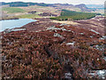 NH6327 : Path from Loch Ruthven to Stac Gorm by valenta