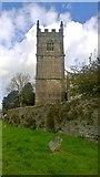 SW5435 : St Erth Parish Church by Steven Haslington