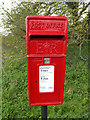 TM1451 : The Croft The Green Postbox by Adrian Cable