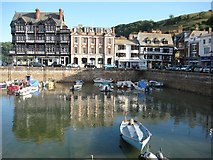 SX8751 : Harbour in Dartmouth by Philip Halling