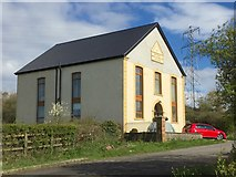 SS8384 : Converted Chapel by Alan Hughes