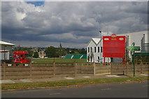 TQ3770 : Kent County Cricket Club, Beckenham by Christopher Hilton