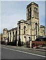 SO9522 : Church of the Holy Trinity, Cheltenham by Jaggery