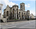 SO9522 : Grade II(star) listed Church of the Holy Trinity, Cheltenham by Jaggery