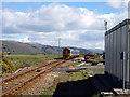 SN6193 : Train heading towards Machynlleth by John Lucas