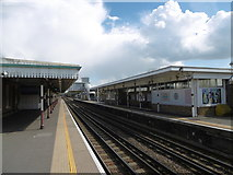 TQ1289 : Pinner Underground station by Marathon