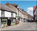 SO0351 : High Street, Builth Wells by Julian Osley