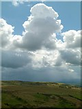 SO5976 : Cloudscape over Clee Hill by Alan Murray-Rust