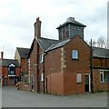 SO5968 : Former workhouse building, Tenbury Wells by Alan Murray-Rust