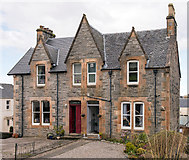 NM8530 : Albert Lane/Nursery Lane, Oban - April 2016 by The Carlisle Kid
