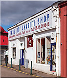 NM8530 : The White Building, North Pier, Oban - April 2016 (1) by The Carlisle Kid